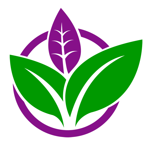 Chia Flower Logo